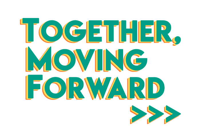 Together, Moving Forward