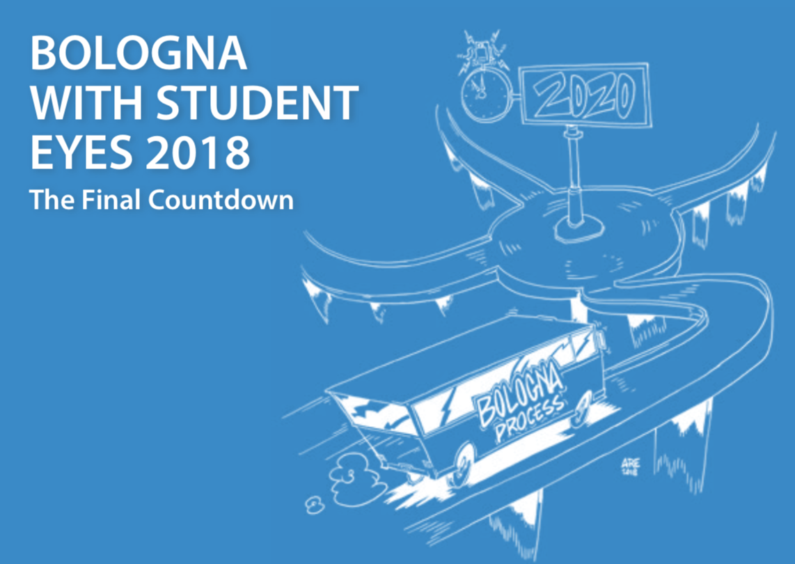 Bologna with Student Eyes: the final countdown |Publication launch