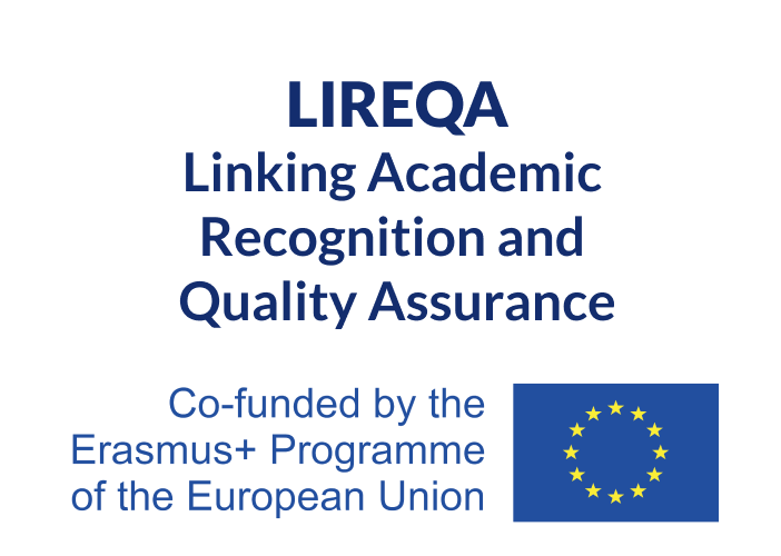 LIREQA: Linking Academic Recognition and Quality Assurance