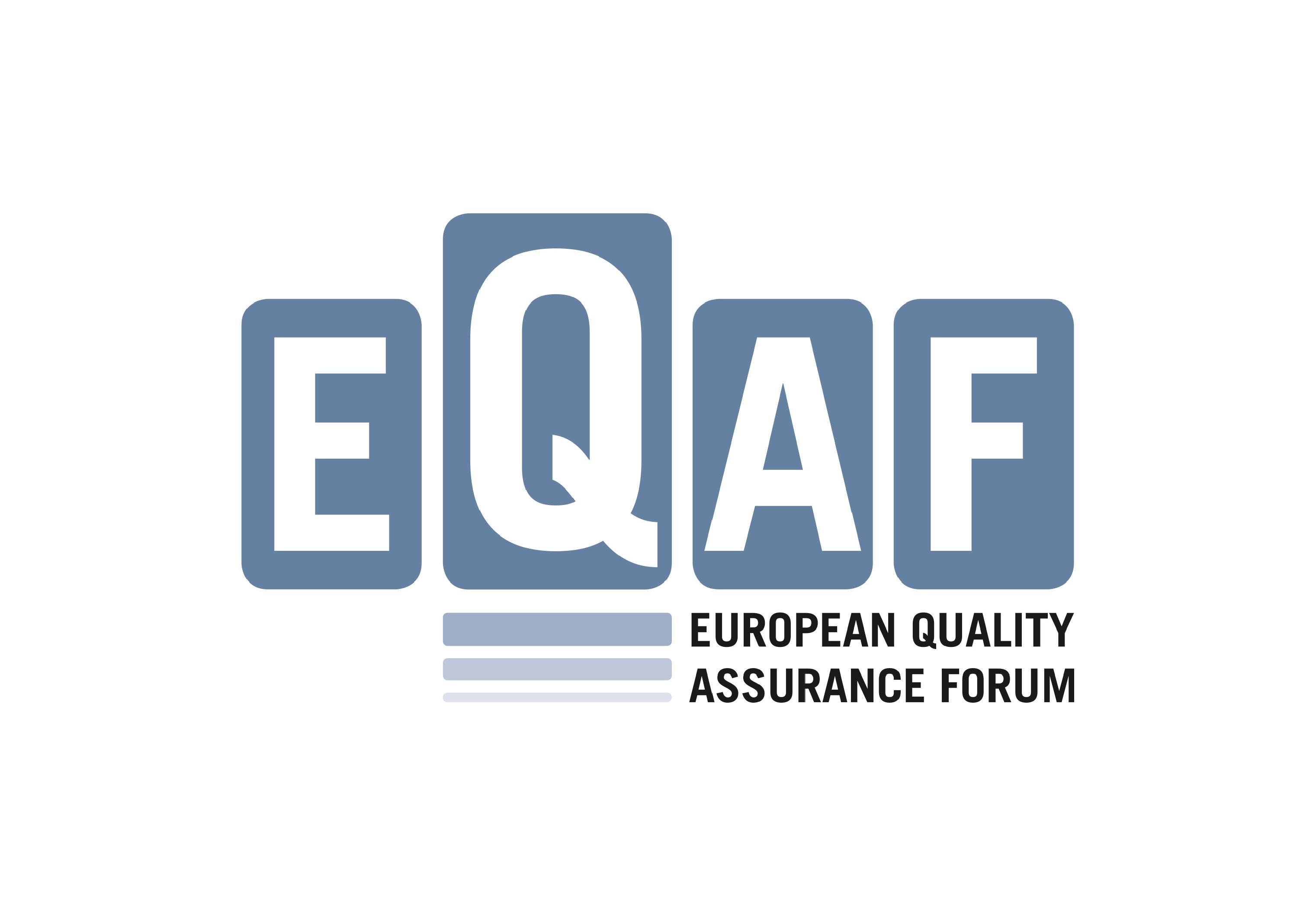 14th European Quality Assurance Forum (EQAF)