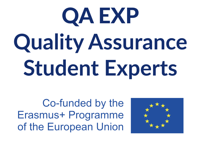 Quality Assurance Student Experts (QA EXP)