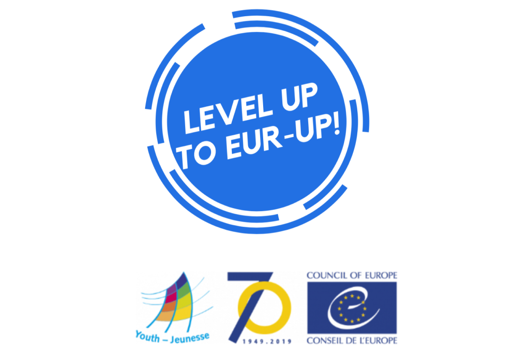 LEVEL UP TO EUR-UP!