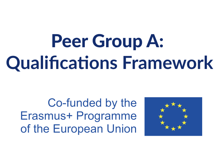 Peer Group A: Qualifications Framework (Umbrella Project)