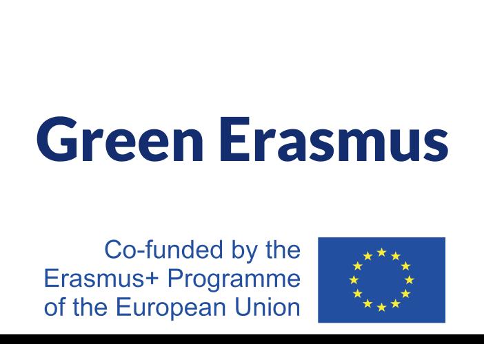 Green Erasmus
