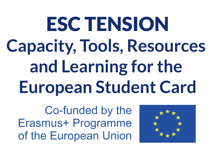 Capacity, Tools, Resources and Learning for the European Student Card (ESC TENSION)