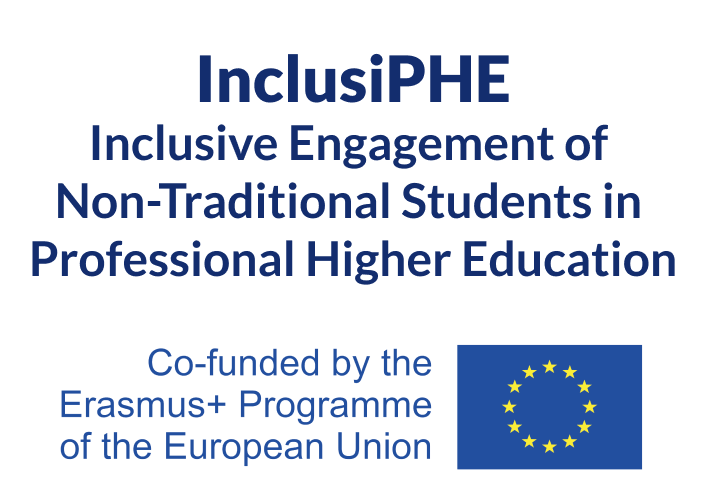 Inclusive Engagement of Non-Traditional Students in Professional Higher Education (InclusiPHE)