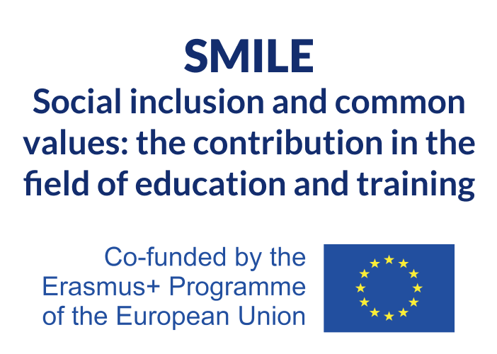 Social inclusion and common values: the contribution in the field of education and training (SMILE)