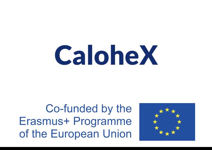 CaloheX